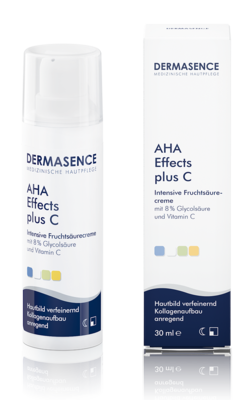Produktbild DERMASENCE AHA Effects plus C